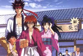 Rurouni kenshin #8 via   buy on ebay. Rurouni Kenshin Set The Bar For International Anime Success Otaquest