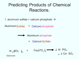 predicting s of chemical reactions