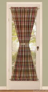 ... Dazzling Ideas Kitchen Door Curtains 12 Best French Images On Pinterest  ...