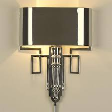 global views torch sconce with shade nickel traditional wall