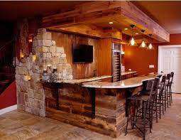 rustic finished basement ideas. Unique Basement Rustic Basement  Rustic Finished Basement  Bar For The HomeIdeas In Ideas 5
