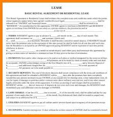 Free Printable Lease Agreement For Renting A House 8 Free Printable Rental Agreements St Columbaretreat House