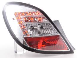 Hematron At73015 Led Tail Lights Rear Lamp Suitable For Opel Corsa