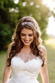 Bridal Hairstyles Down 1000 Ideas About Wedding Hair Down On