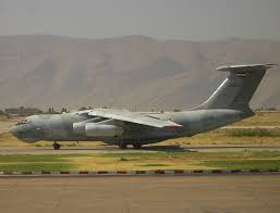 Accident d'un Iliouchine Il-76 iranien en 2003
