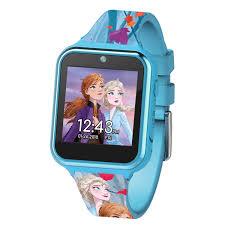 Frozen 2 iTime Interactive <b>Kids</b> Smart Watch 40 MM - Walmart.com