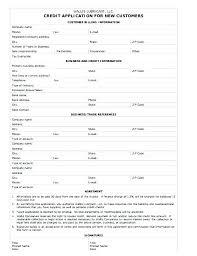 Printable Customer Information Form Employment Application Template Doc Registration Form