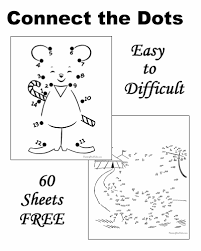 free dot to dot printables.  Dot Dot To Worksheets With Free To Printables T