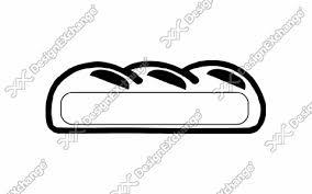 給食パン クリップアート年賀状戌年の年賀状イラストデザイン