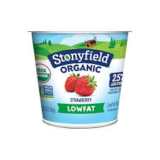 low fat smooth creamy strawberry