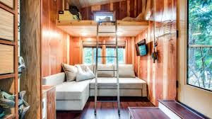 Small Picture 25 Best Tiny Houses Coolest Tiny Homes On Wheels YouTube