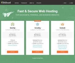 Website Hosting Comparison Chart 10 Best Web Hosting Services 30 Hosts Speed Uptime Reviewed