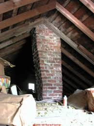 indoor chimney flue inspection diagnosis cleaning repair guide
