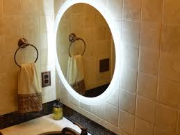 Mirrors Lighted Wall Mirror