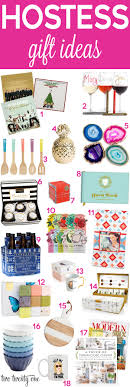 Hostess Gift Hostess Gift Ideas
