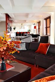 Living Rooms Decorated Tis Autumn Living Room Fall Decor Ideas