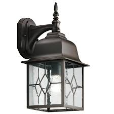 portfolio oil rubbed bronze outdoor wall light view larger