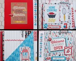How To Make A Recipe Book Adorable Diy Recipe Book Great For Gifting The Melrose