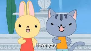 <b>Cat</b> and <b>bunny</b> GIFs - Get the best GIF on GIPHY