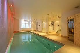 basement pool house. Basement Conversion With Lap Pool, Sauna At The Pool Side Contemporary- House O