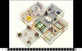3d House Plan App - House Plans