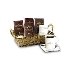 gevalia roasts coffee gift basket ground decaf 5 30 pound box