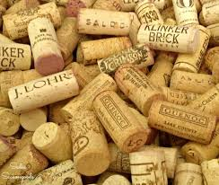 wine corks to be repurposed as a diy trivet using hose clamp or embroidery hoop by