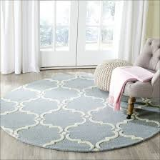 target 8 round rug full size