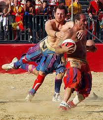 Calcio Fiorentino Cultures and Customs