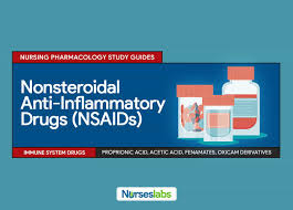 Nsaid Classes Chart Nonsteroidal Anti Inflammatory Drugs Nsaids And Related