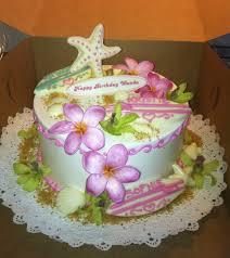 Maui Birthday Cakes