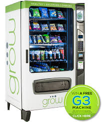 Vending Machines Healthy Magnificent Our Machines Grow Healthy Vending