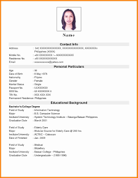 Sample Resume For Ojt Accounting Students Sample Resume Accounting Graduates Philippines Best Sample Resume 2