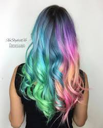 31 Colorful Hair Looks To Inspire