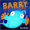 Image result for barry fish fingers