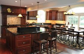 Modern Cherry Kitchen Cabinets Kitchen Cabinets With Black Granite Countertop Cherry Design