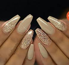 Pin by Courteney Greer on gold~nude nail polish | Pinterest ...