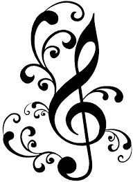 Treble clef, bass clef, alto clef, tenor clef, and intervals. Amazon Com Treble Clef Music Symbol Note Wax Seal Stamp Toys Games
