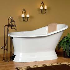 60 bathtub inch freestanding soaking tub x 42 center