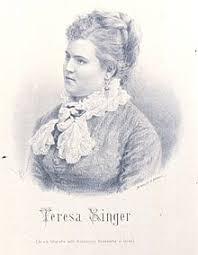 Theresia Singer - Wikipedia