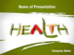 Healthy Vegetables Powerpoint Templates Healthy Vegetables
