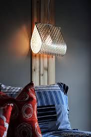 do it yourself lighting. DIY Metal Light @cleverlyinspired (11) Do It Yourself Lighting