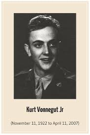 vonnegut s best advice to writers tips re ed now novel a portrait of author kurt vonnegut jr