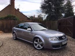 2003 03 Audi RS6 4.2 Quattro 4dr! A MONSTER OF A CAR!! IMMACULATE ...