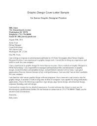 Cover Letter Interior Design Cover Letter For Graphic Design Cover Letters For Graphic Designers