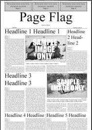 Newspaper Template Indesign 26 Newspaper Templates Free Word Pdf Psd Indesign Eps