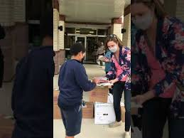 Bossier Elementary book donation in memory of Lori Rhodes. - YouTube