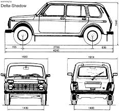 Http Carblueprints Info Blueprints Lada Lada