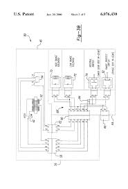 patent us6076430 electrical transmission range shift system patent drawing