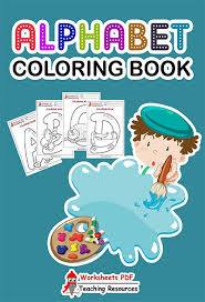 Live worksheets > english > english as a second language (esl) > the alphabet. Alphabet Coloring Book Worksheets Pdf